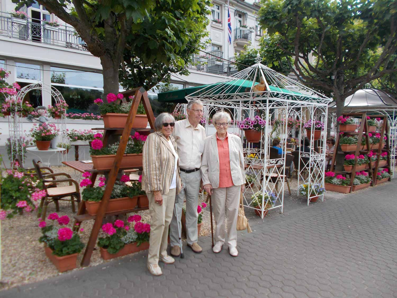 Ausflug Brombeer- Schenke